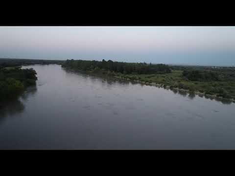 река Терек.  Чечня
