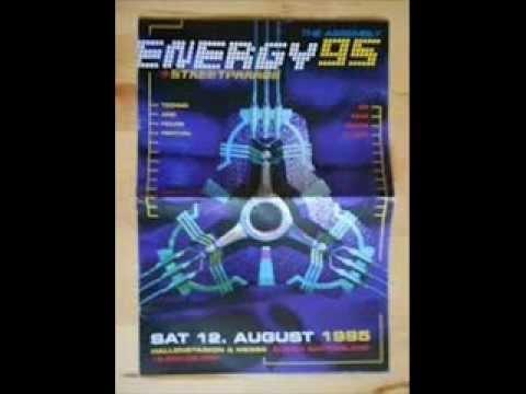 Energy 95 Couleur 3 Zurich 12/08/95