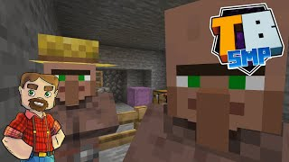 Villagers Acquired!! - Truly Bedrock SMP Season 2! - Episode 11