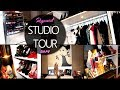 ♡ HIGHLY REQUESTED ♡ STUDIO TOUR & ORGANIZATION