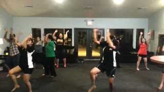 Hookah Bar - Bollywood dance class