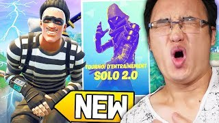 THE NEW SOLO TOURNOI ON FORTNITE BATTLE ROYALE M'DONNÉ A CARDIAQUE CRISIS!