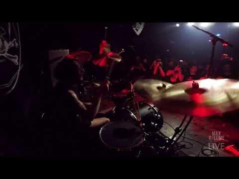 Nick Yacyshyn (SUMAC) Drum Cam live at Saint Vitus Bar, Sept. 7th, 2018