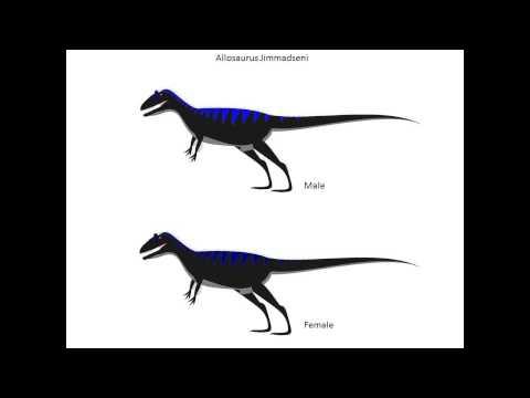 Allosaurus Jimmadseni Sound Effects