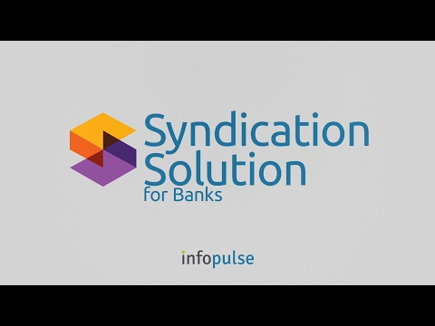 Syndication Solution Based on Blockchain Technology [Demo]