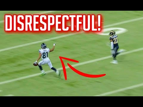NFL Most Disrespectful Moments || HD