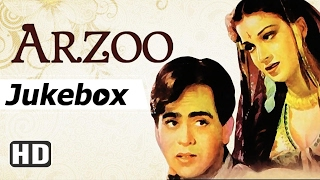 Arzoo (1950) Songs HD - Dilip Kumar - Kamini Kaushal - Shashikala - Anil Biswas Hits