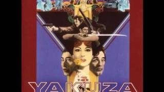 The Yakuza (1975) - Soundtrack by Dave Grusin