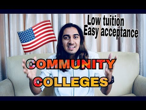 Afford colleges in USA | for international students