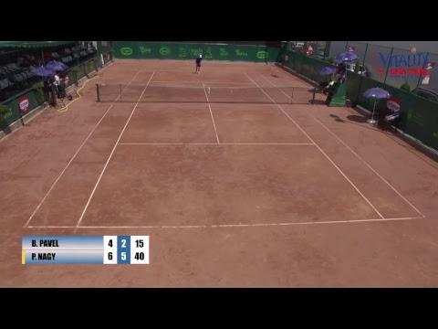 LIVE - Vitality Open Tour - Main Draw Singles
