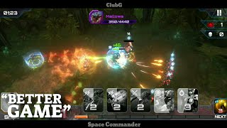 Space Commander - Better Android/iOS Game