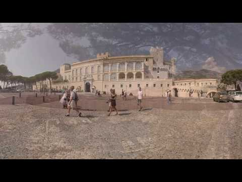 360 Video of Prince's Palace of Monaco