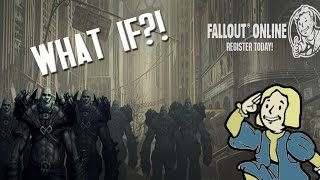 What If FALLOUT ONLINE Happened?! - H.A.M. Radio Podcast Ep 79