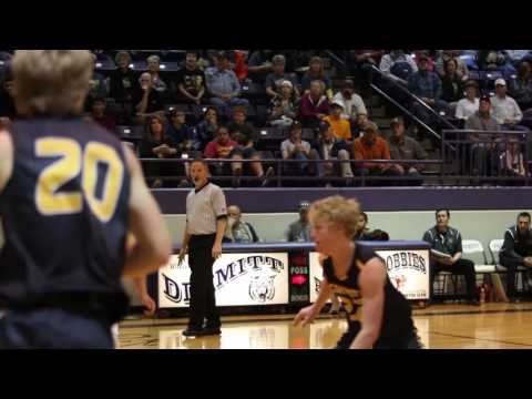 Happy Cowboys Basketball - Regional Quarterfinal Highlights