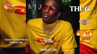 "[FREE] King Von x Young Thug x Gunna Type Beat ""THUG"" | Chief Keef Type Beat 2019"