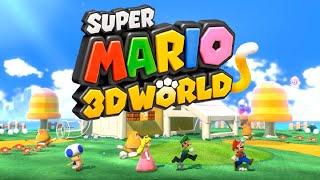 Super Mario 3D World HD - Complete Walkthrough