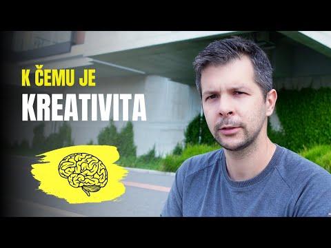 Kreativita = přicházet s netradičním řešením. Dá se naučit?