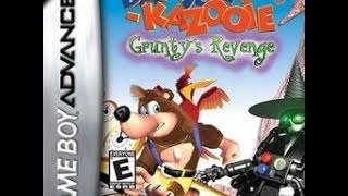 Banjo Kazooie Grunty's Revenge (GBA) Longplay [175]