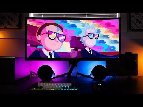 G560 RGB Lighting Speakers - Unboxed