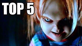 TOP 5 - Hororových filmů podle sk...