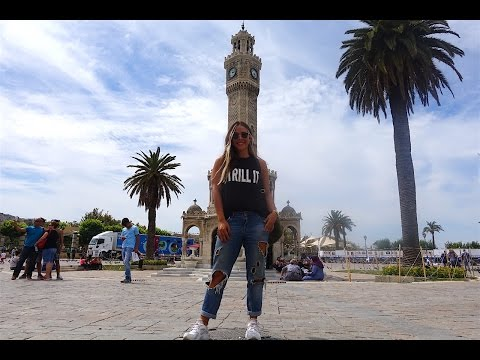 VLOG | İzmir Turu | Lunapark | Beliz Şen