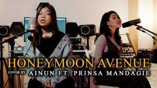 Honeymoon Avenue - Ariana grande (Cover by Ainun ft. Prinsa Mandagie)