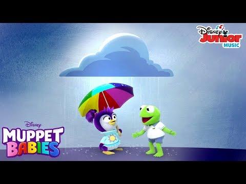 You're Not Alone Music Video | Muppet Babies | Disney Junior