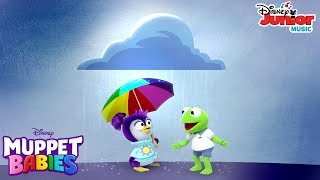 You're Not Alone Music Video | Muppet Babies | Disney Junior