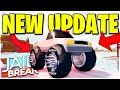 🔴JAILBREAK ROBLOX NEW GARAGE CATALOG UPDATE IS HERE! ROBLOX JAILBREAK NEW UPDATE!