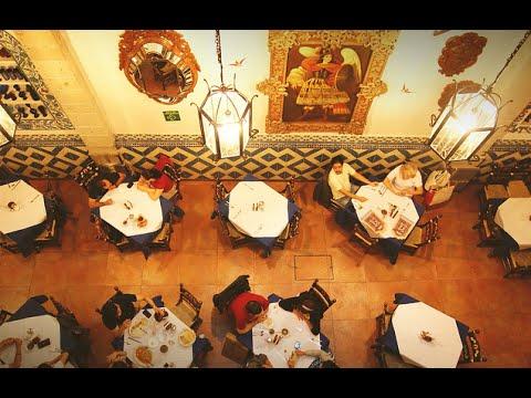 Historia de México: Café de Tacuba
