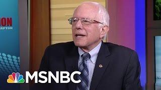 Sen. Bernie Sanders Opens Up On 2016 Election (Full Interview) | MSNBC