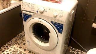 обзор стиральной машины Indesit BWUA 51051 L B
