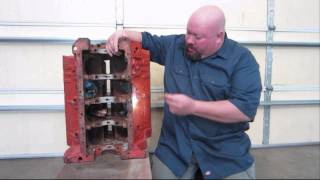 Car Stories. A look at an old race HEMI block cast in 1964. Ex Richard Petty race block.