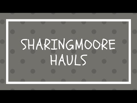 Dollar Tree, Spellbinders And Tuesday Morning Haul ~ Jun 2020 {Sharingmoore}