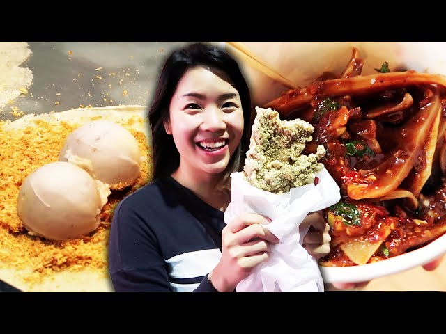 Ultimate Taiwan Street Food Tour