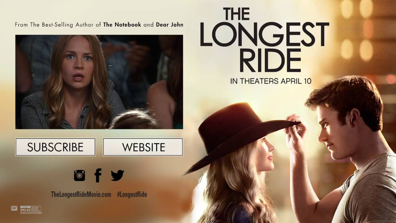 youtube movie the longest ride