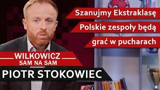 Piotr Stokowiec: Gdybym oglądał finał Pucharu Polski jako kibic, też bym narzekał