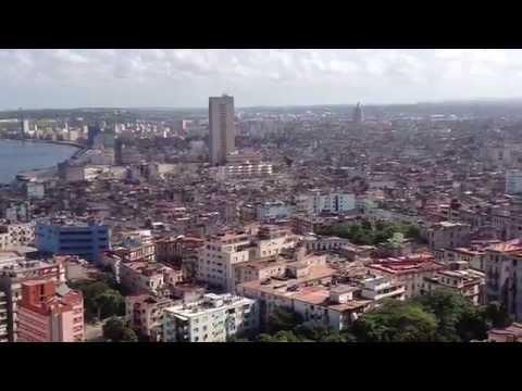 Hawana stolica Kuby. Havana - Capital Of Cuba.