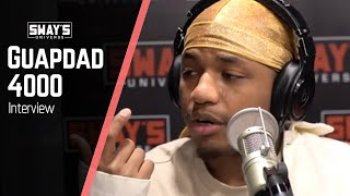 Guapdad 4000 on Losing Bet with Drake, Clout Chasing & Raps Live | Sway
