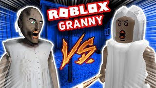 Playing Unusual Granny Roblox Games WITH KINDLY KEYIN!!! | Roblox Granny Games