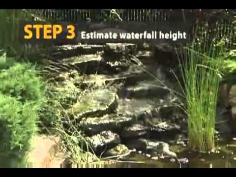 Pompe per laghetto laguna freeflo askoll youtube for Pompe per laghetto