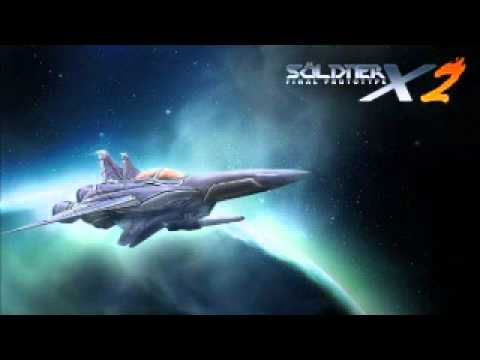Soldner X 2 ost Hit Fast, Hit Hard extended