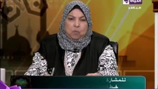 بالفيديو.. متصل لـ سعاد صالح: «مش عارف طلقت زوجتي كام مرة بسبب الإدمان»