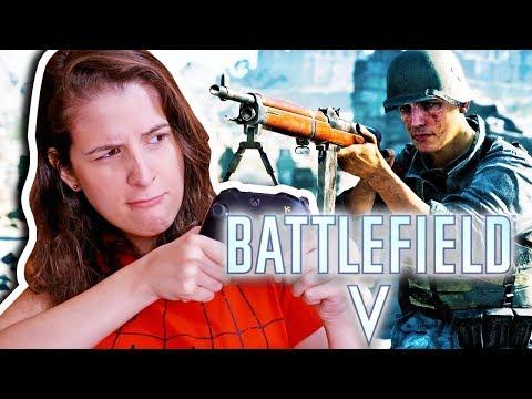 BATTLEFIELD V: A MELHOR ARMA DO JOGO? 🥇 (XBOX ONE X) thumbnail