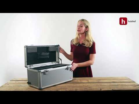 Tablet koffer – Hulshof Transport & Charge Concept - Hulshof business cases