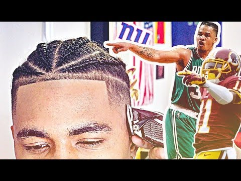 Barber Tutorial Desean Jackson Gerald Green Haircut Hd