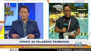 Palarong Pambansa 2018 update