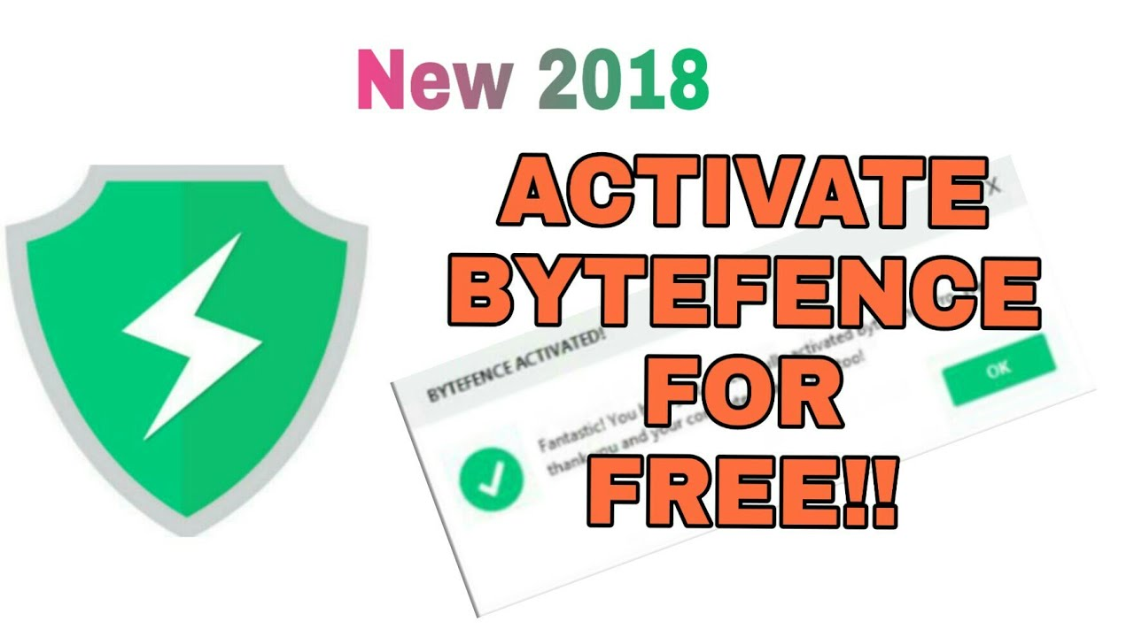 Numero Serial De Licencia Bytefence Anti Malware Free ...