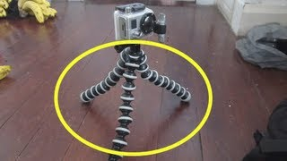 Best GoPro Hero Tripod ESPECIALLY For Traveling