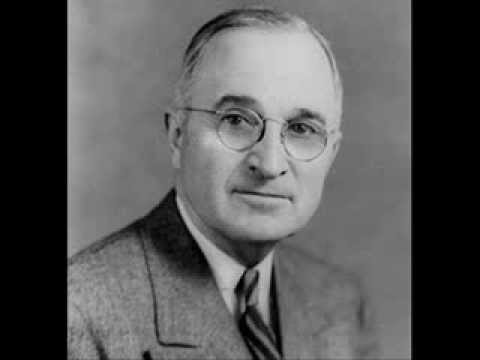 INTERVIEWS WITH HENRY WADE AND HARRY TRUMAN (11/23/63)